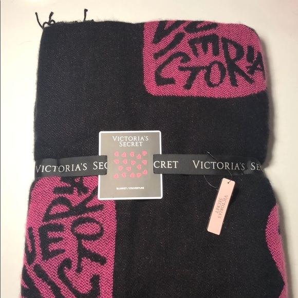 Victoria's Secret Other - love victoria blanket